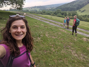 Limestone Way Day 4 - Tissington to Rocester (the FINISH!)