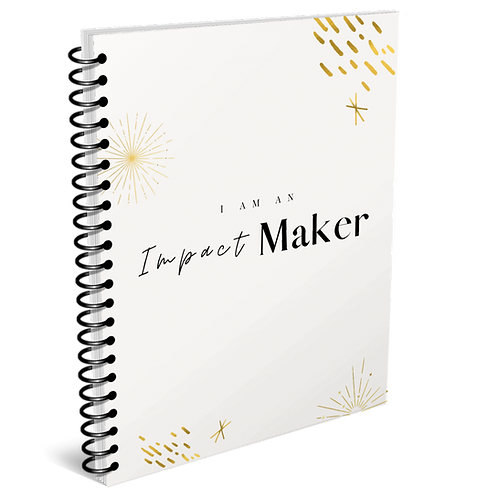 Impact Maker Journal