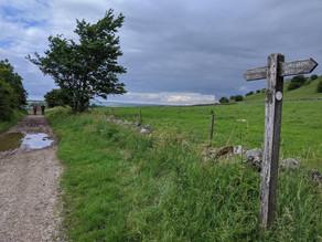Hiking the Limestone Way
