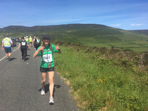The Manx Parish Walk: speed walking, sore buttocks and a distinct lack of cats with no tails