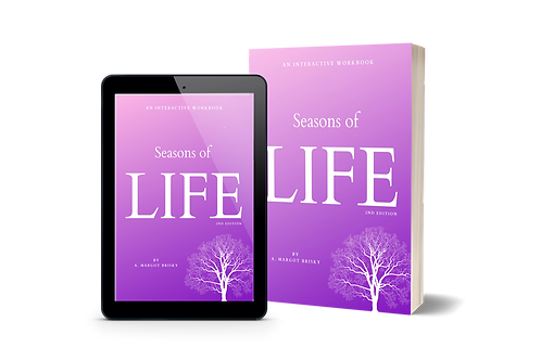 Seasons of Life Workbook