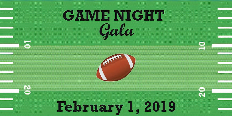 2019 Game Night Gala