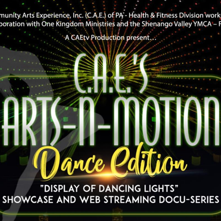 C.A.E.'s Arts-N-Motion TV Show - Cycle 1