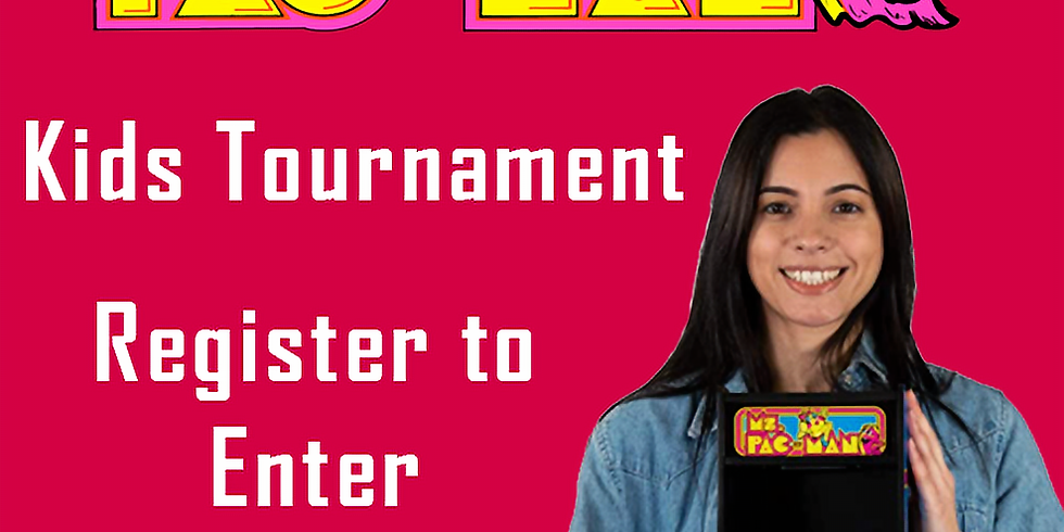 Kids Ms. Pac-Man Tournament