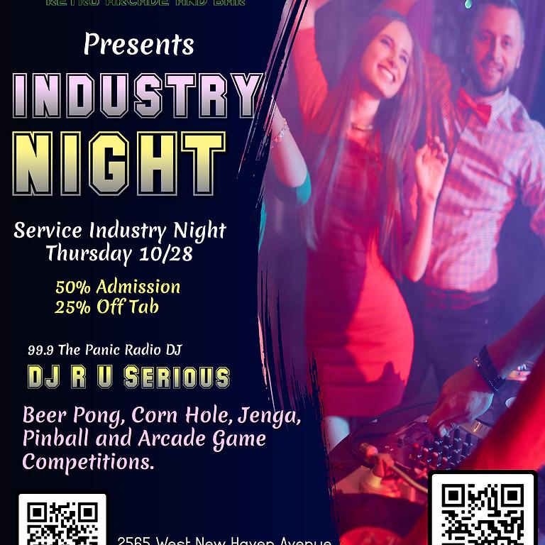 Industry Night!