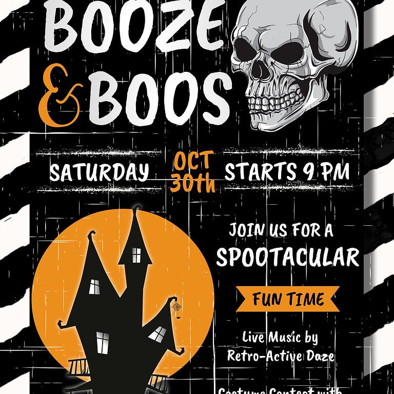 Booze & Boo