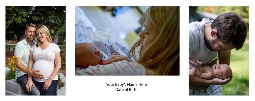 3 Sessions - 1 Birth