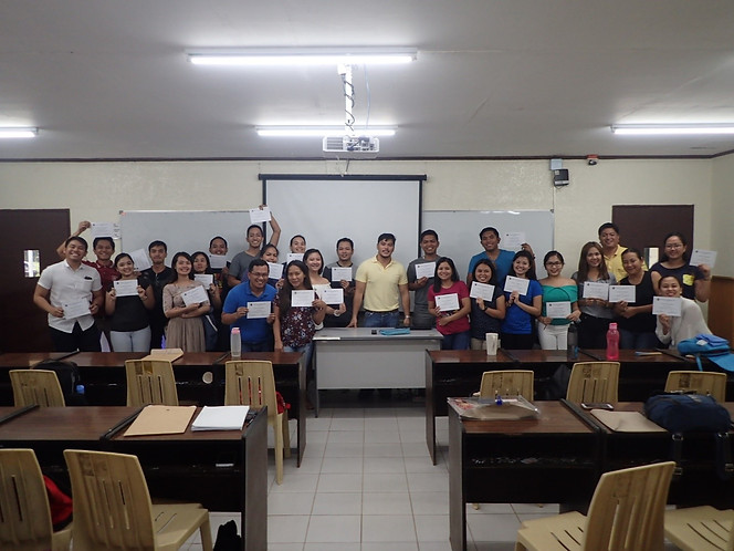 UP Cebu School of Management MBA Bridging 3 Accounting
