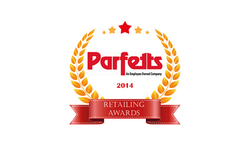 Parfetts Retailing Awards - 2014