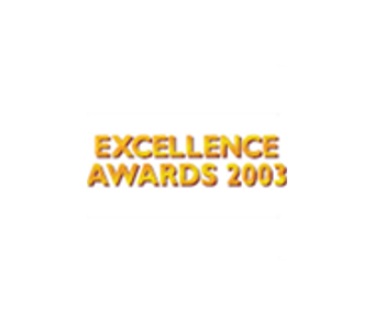 Excellence Awards - 2003