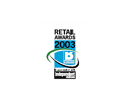 Bestway Retail Awards - 2003