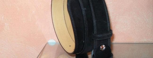 Cintura in camosciorealizzata a mano su misura in Italia
