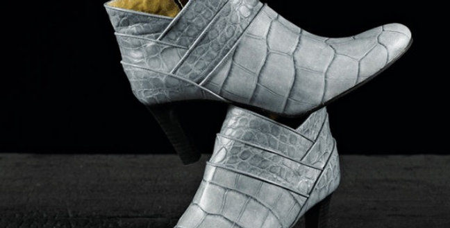 Tronchetti in coccodrillo realizzati a mano su misura in Italia