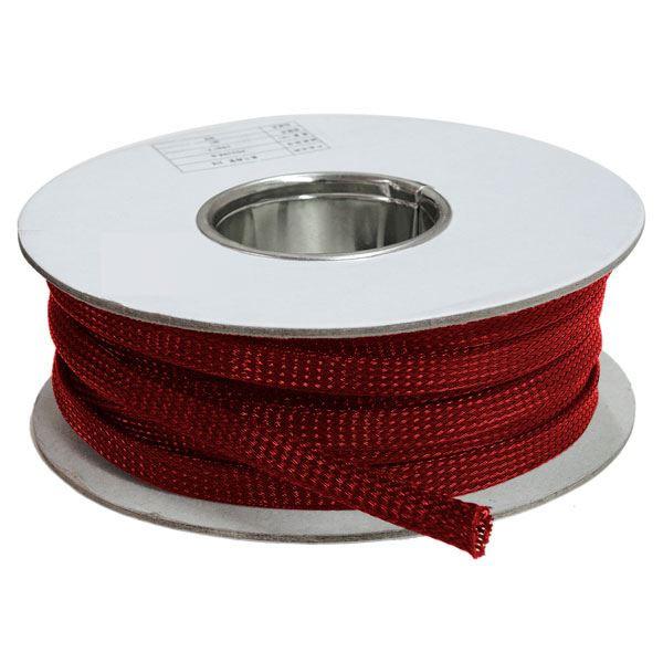 rolo malha expansivel vermelha termotubo