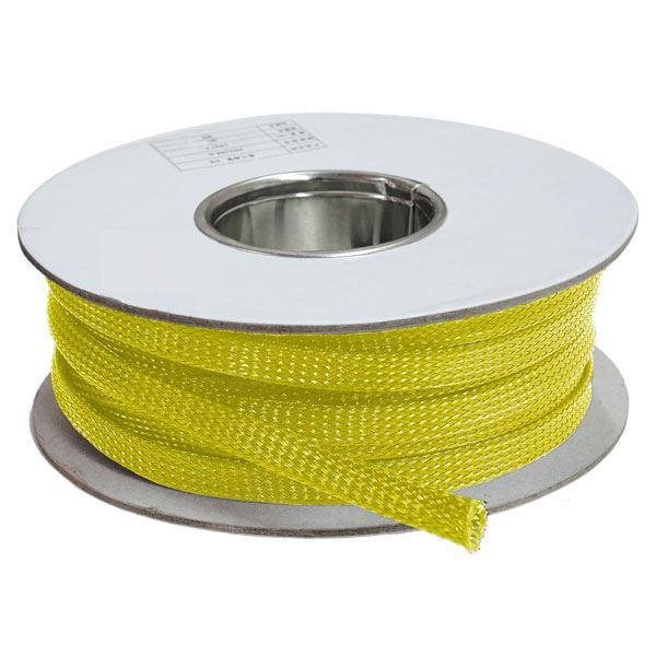 rolo malha expansivel amarela termotubos