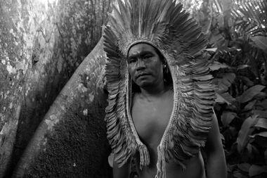 paulo yawanawá da aldeia mutum