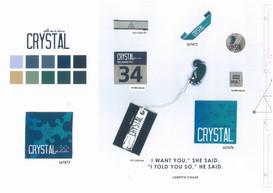 SS'18 Denim Crystal