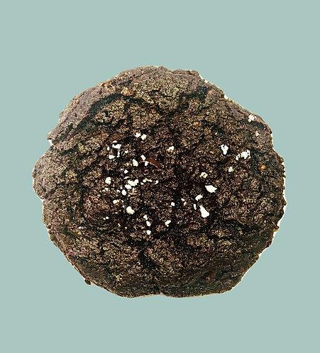 double chocolate tahini cookie | 12/order