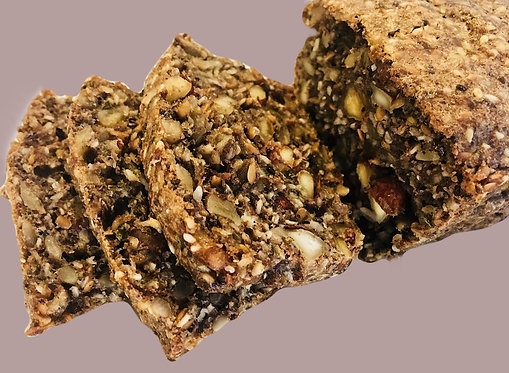 nut & seed bread