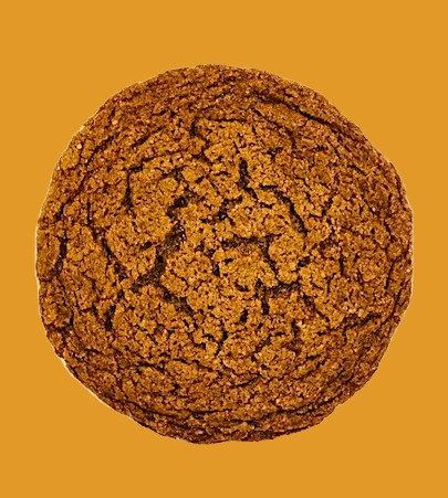 ginger molasses cookie | 12-order