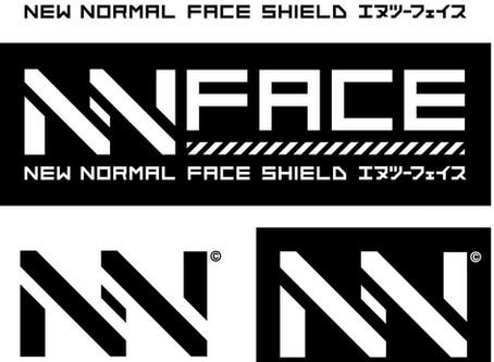 NN FACE ロゴ完成