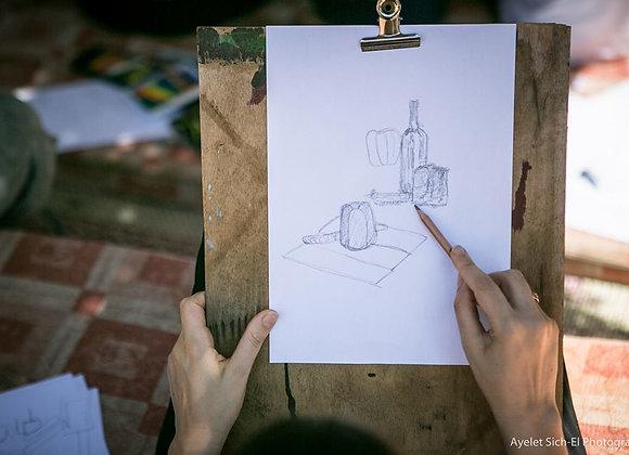אומנות והשראה בכרמל