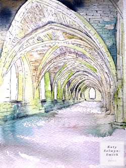 Fountains Abbey 3