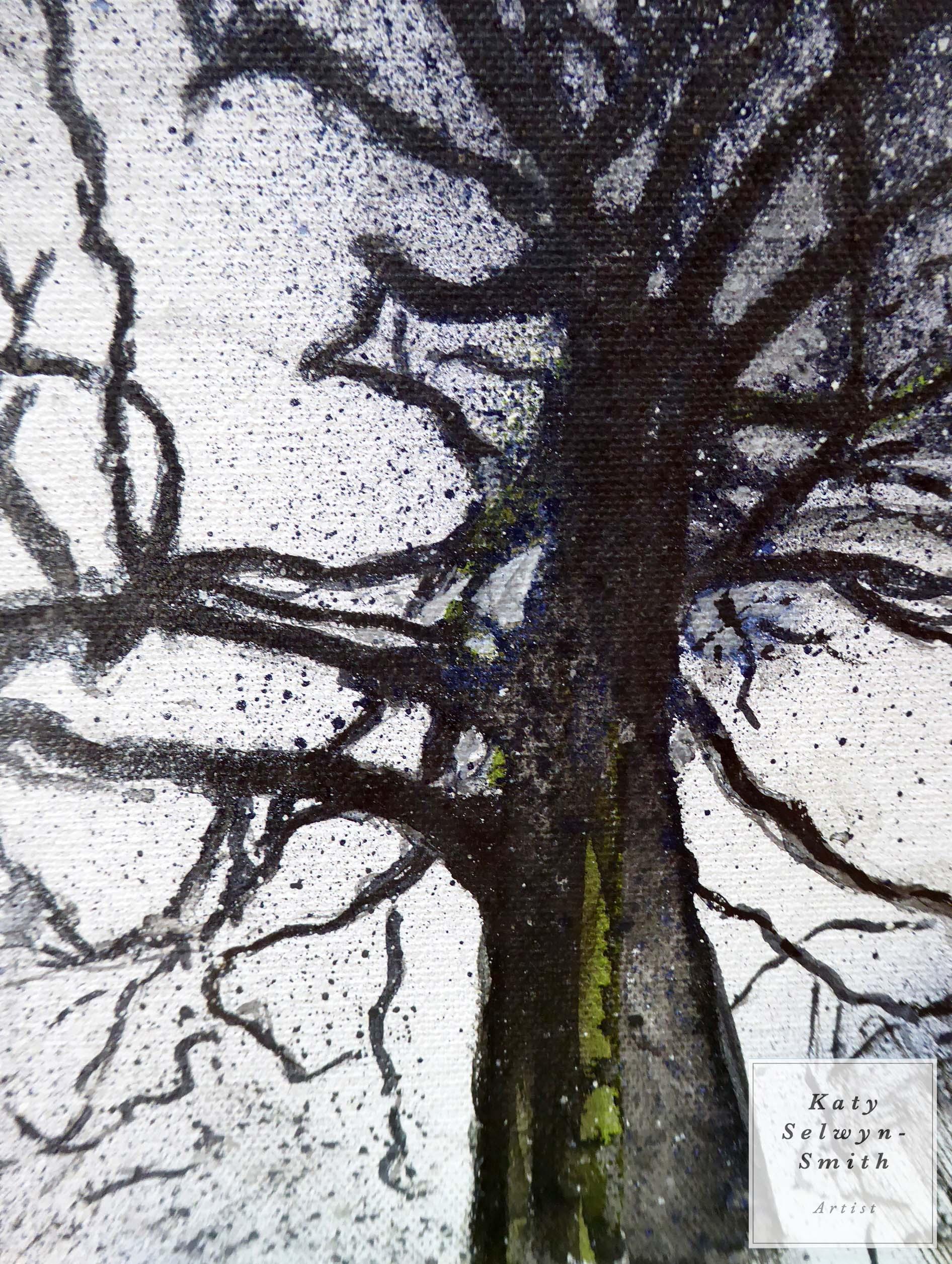 Sacred Tree WInter