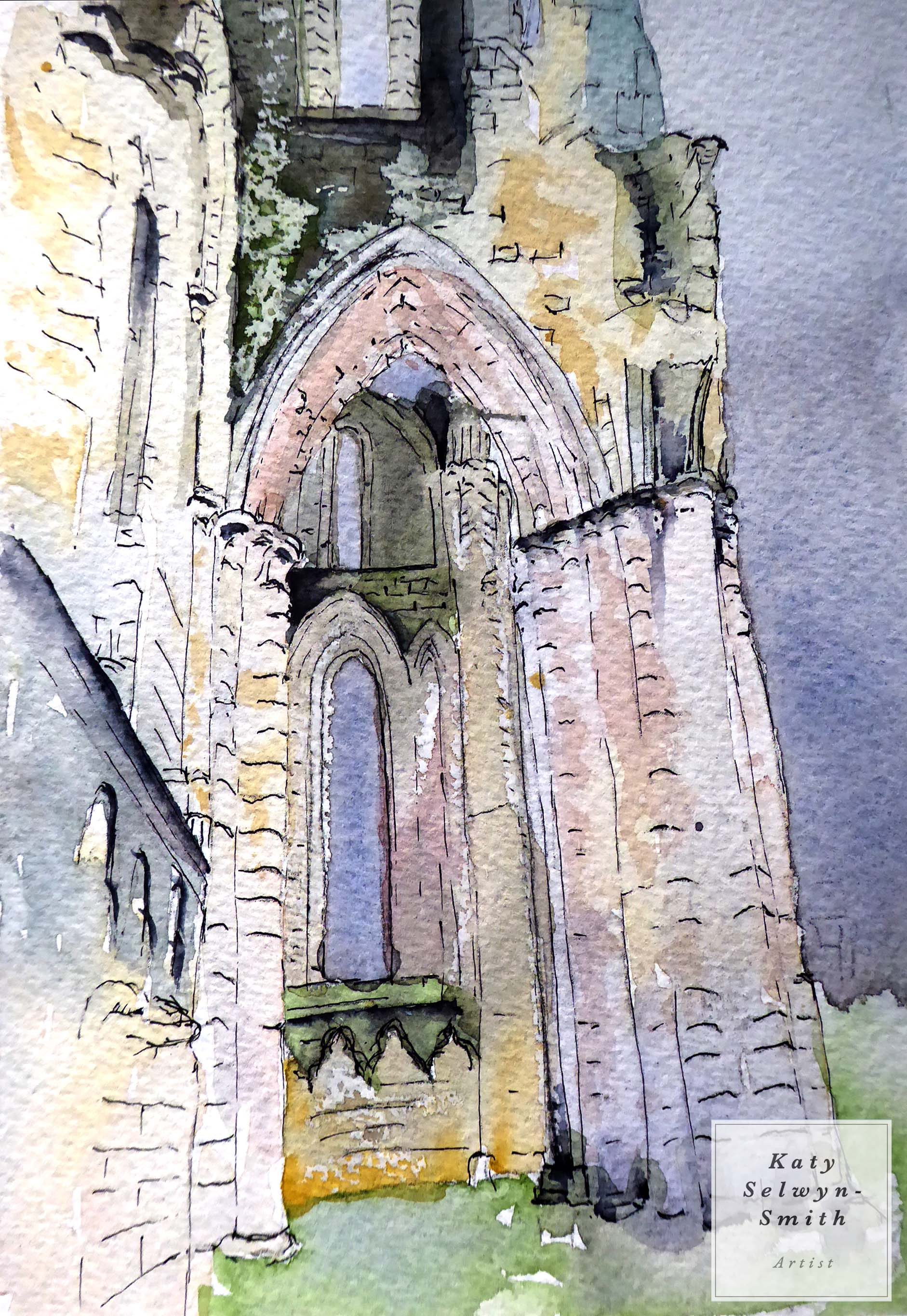 Fountains Abbey 1