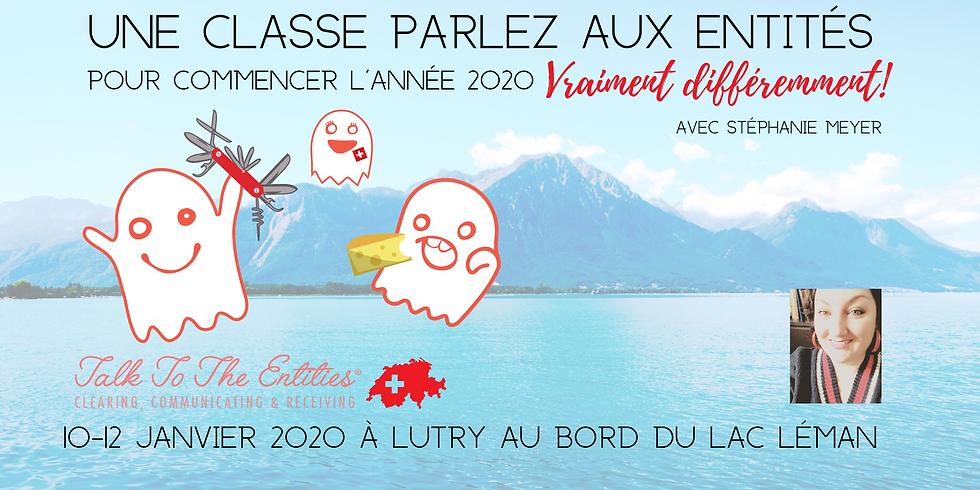 """Classe"""" Introduction"""" et """"Le Commencement"""" de Parlez Aux Entités à Lutry"""