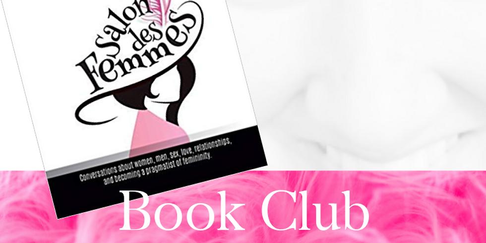 Le Salon des Femmes -  Book Club + 1 call à la fin de la lecture