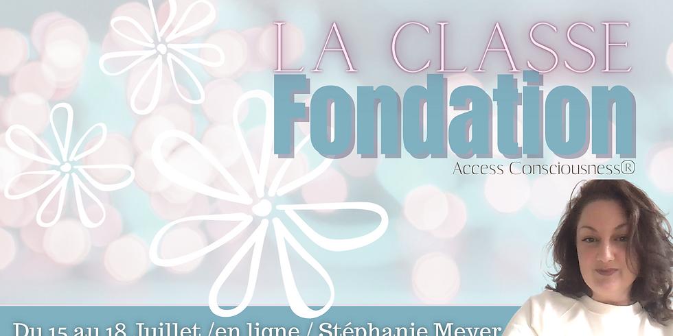La Classe Fondation En Ligne avec Stéphanie Meyer