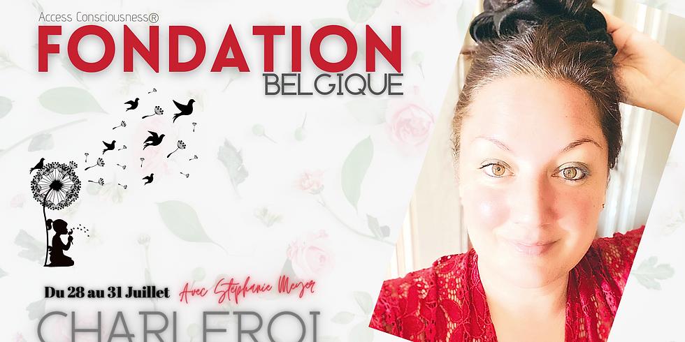Classe Fondation à Charleroi - Belgique