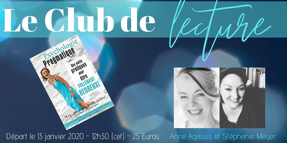 """Le Club de Lecture du livre """" Psychologie Pragmatique"""" de Susanna Mittermaier"""