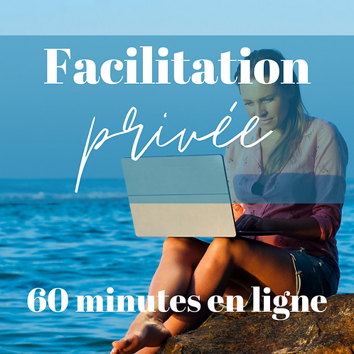 Facilitation Privée de 60 minutes