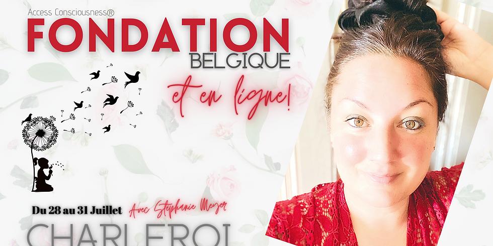 Classe Fondation à Charleroi - Belgique et en Ligne!