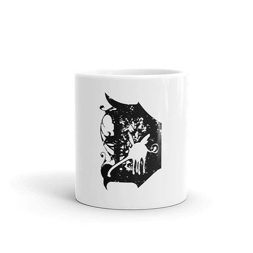 Dakos Emblem White Mug