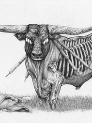 Revenge of Taurus, Zombie bull