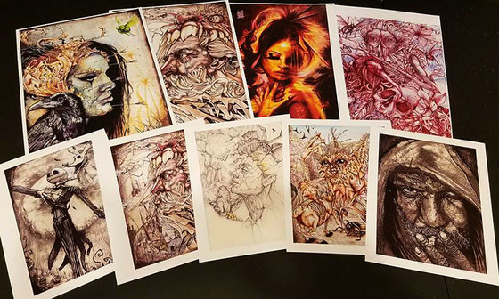 High Quality art prints now Available!