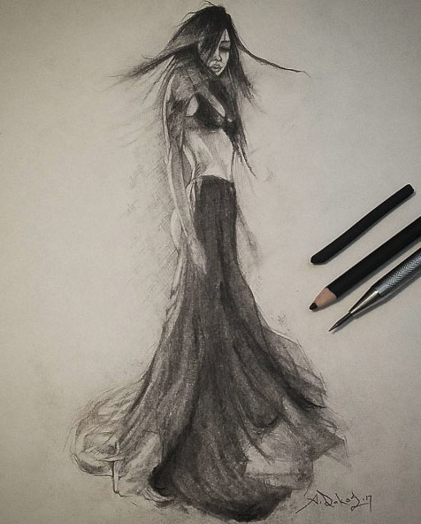 Girl twirl