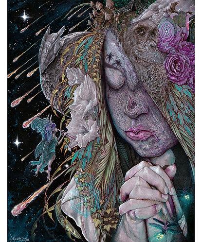 Longing for Truth, Original artwork by Alex Dakos
