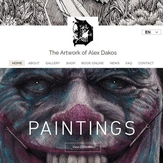 Website Upgrade!