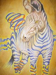 Zebra Unravel
