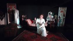 Hilary Tones as Sarah B at Katzpace