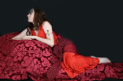 Freya Parks as Cleopatra