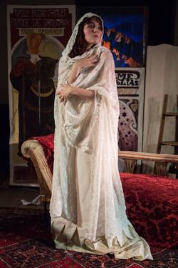 Freya Parks as Sarah Bernhardt