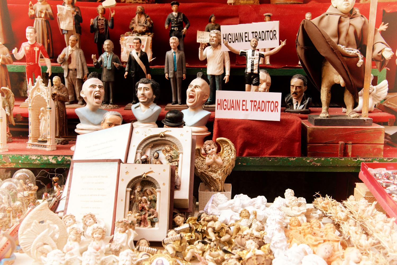 Souvenirs, Neapel