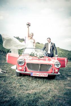 Marissa und Wolfgang