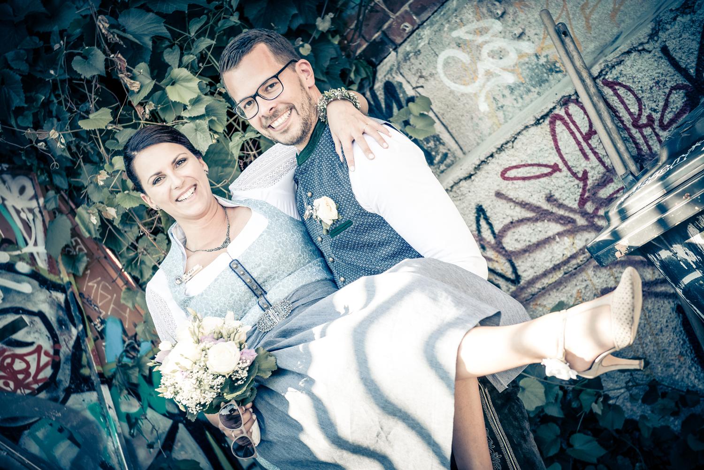 Sabine und Philipp