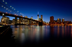 Brooklin Bridge, New York, USA